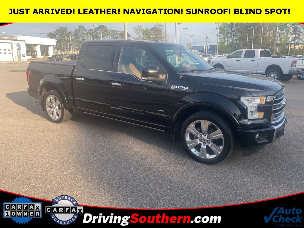 2017 Ford F-150 Limited Chesapeake VA
