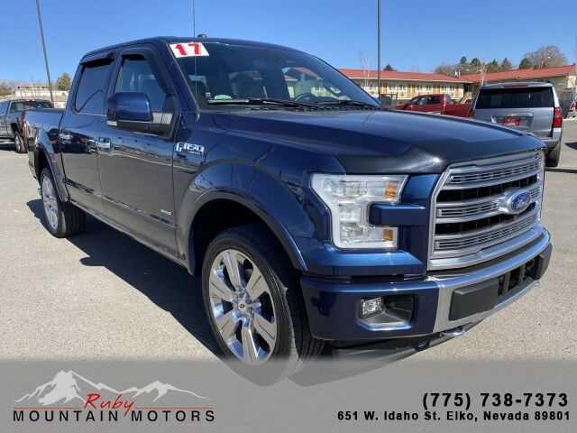 2017 Ford F-150 Limited Elko NV