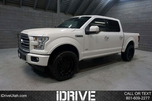 2017_Ford_F-150_Limited_ Orem UT