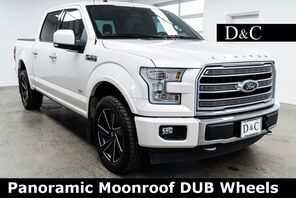 2017_Ford_F-150_Limited Panoramic Moonroof DUB Wheels_ Portland OR