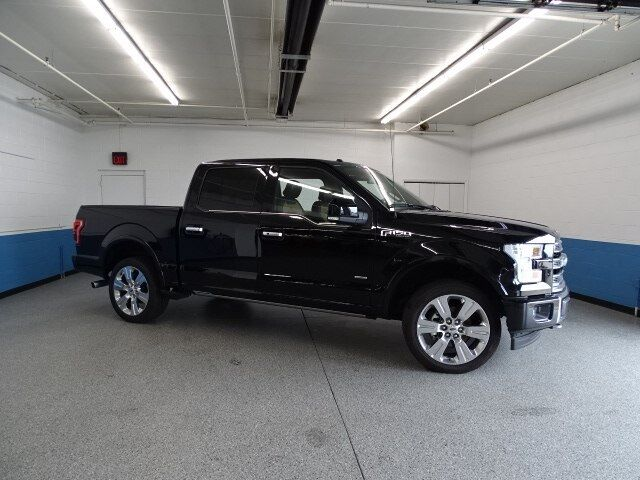 2017 Ford F-150 Limited Plymouth WI