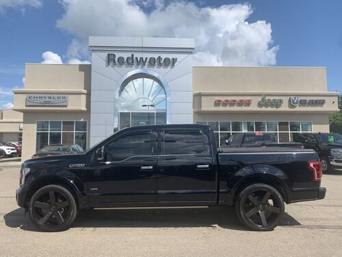 2017_Ford_F-150_Limited_ Redwater AB