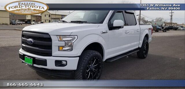 2017 Ford F-150 PICKUP Fallon NV