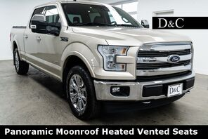 2017_Ford_F-150_Panoramic Moonroof Heated Vented Seats_ Portland OR