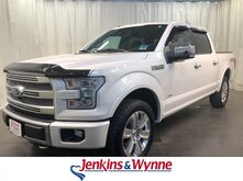 2017_Ford_F-150_Platinum 4WD SuperCrew 5.5' Box_ Clarksville TN