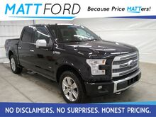 2017_Ford_F-150_Platinum_ Kansas City MO