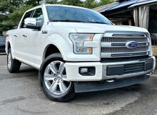 2017_Ford_F-150_Platinum_ Georgetown KY
