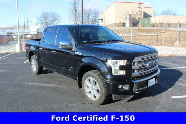 2017 Ford F-150 Platinum Green Bay WI