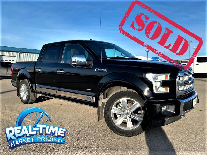 2017_Ford_F-150_Platinum_ High River AB