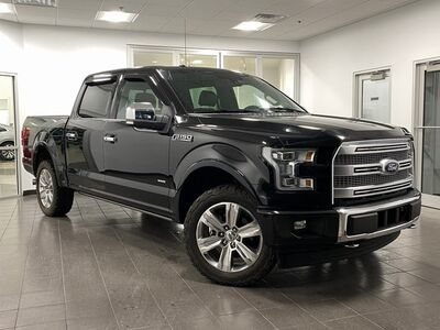 2017_Ford_F-150_Platinum_ Orland Park IL