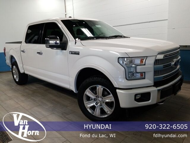 2017 Ford F-150 Platinum Plymouth WI