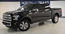 2017_Ford_F-150_Platinum Tech PKG 63KMSRP Pano Roof Heated Cooled Seats LOADED_ Dallas TX