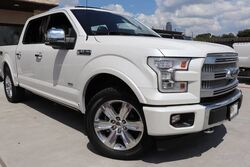 Ford F-150 Platinum,1 OWNER,CLEAN CARFAX,SHOWROOM! 2017