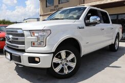 2017_Ford_F-150_Platinum,1 OWNER,CLEAN CARFAX,SHOWROOM!_ Houston TX