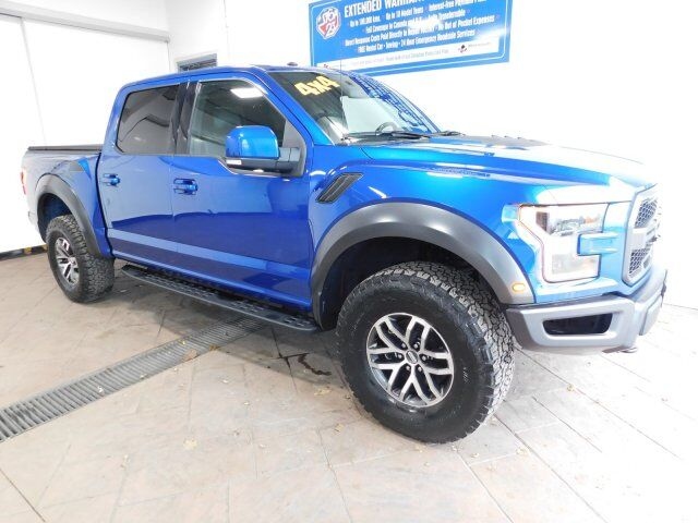 2017 Ford F-150 RAPTOR 4x4 LEATHER NAVI SUNROOF Listowel ON