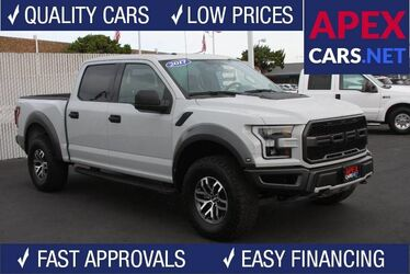 Ford F-150 Raptor 4WD 2017