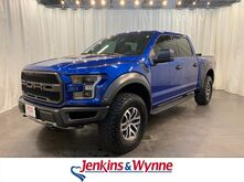 2017_Ford_F-150_Raptor 4WD SuperCrew 5.5' Box_ Clarksville TN