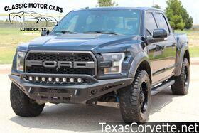 2017_Ford_F-150_Raptor_ Lubbock TX
