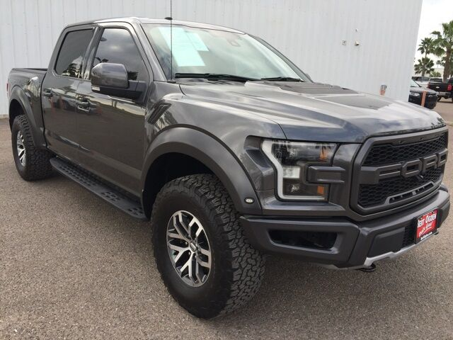 2017 Ford F-150 Raptor Mercedes TX