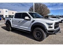2017_Ford_F-150_Raptor_ Pampa TX