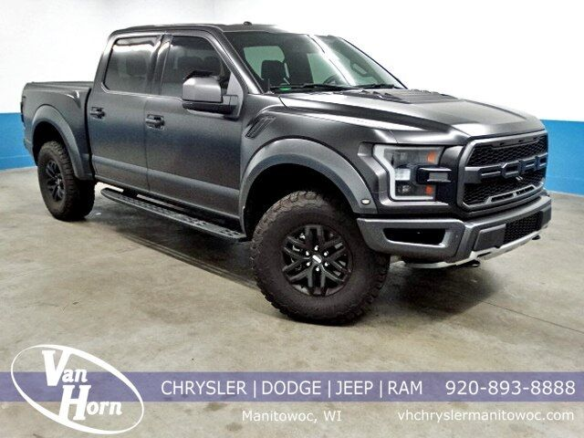2017 Ford F-150 Raptor Plymouth WI