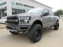 2017_Ford_F-150_Raptor SuperCrew 4WD PANO SUNROOF, NAV, APPLE CAR PLAY, 360 CAM, BEDLINER_ Plano TX
