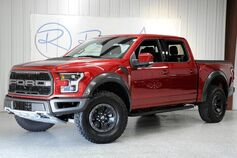 2017 Ford F-150 Raptor SuperCrew 4WD Pano Roof Technology pkg