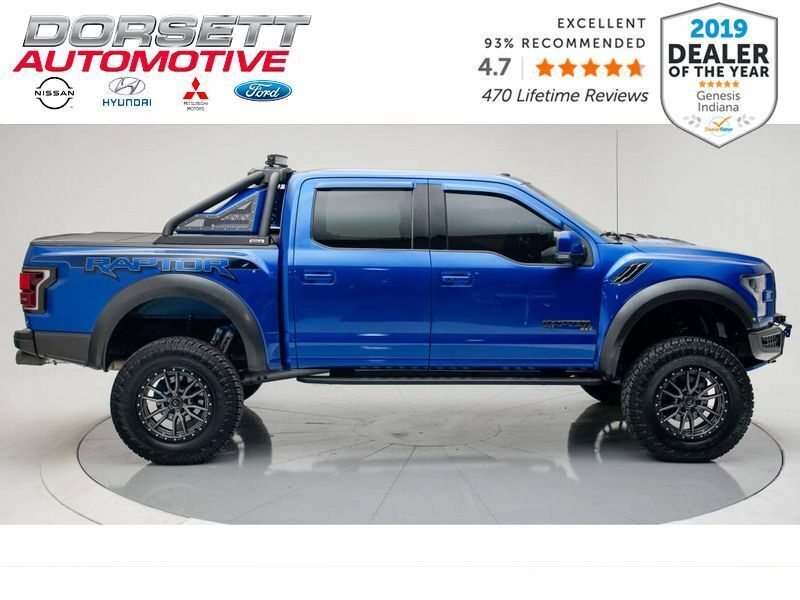 2017 Ford F-150 Raptor Terre Haute IN