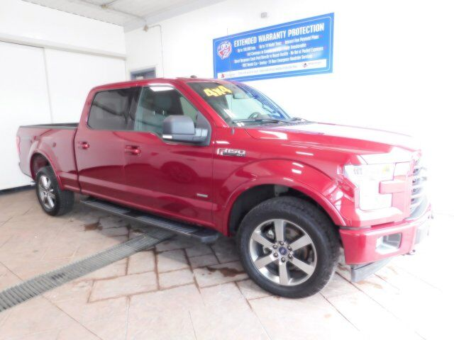 2017 Ford F-150 SPORT CREW NAVI Listowel ON