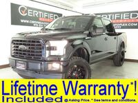 Ford F-150 SUPERCREW 4WD ALPINE EDITION LIFT PACKAGE NAVIGATION PANORAMIC ROOF REAR CA 2017