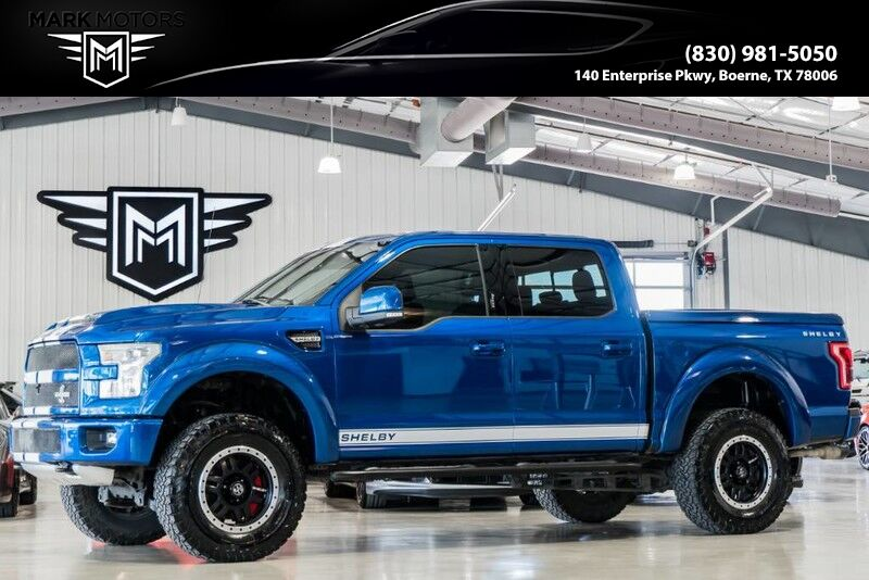 2017_Ford_F-150_Shelby_ Boerne TX