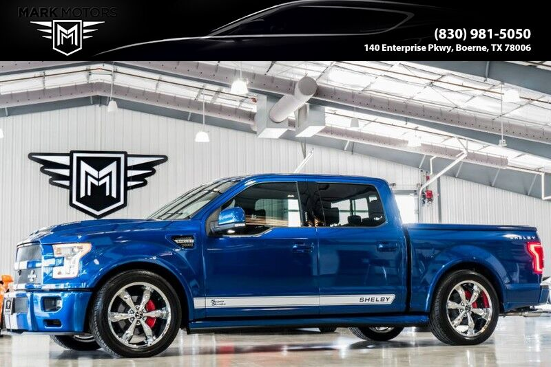 2017_Ford_F-150_Shelby Super Snake_ Boerne TX