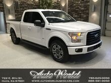 2017_Ford_F-150 X-CAB ECO SPORT 4X4__ Hays KS