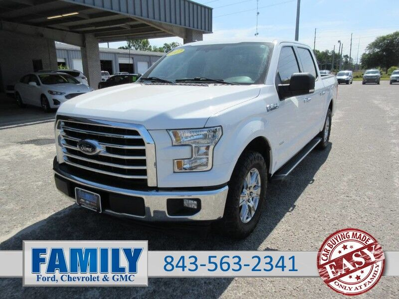 2017 Ford F-150 XL 2WD SuperCrew St. George SC