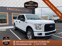 2017 Ford F-150 XL 4WD ** Pohanka Certified 10 Year / 100,000  **