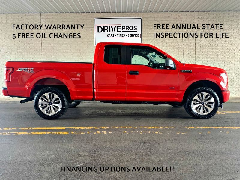 2017 Ford F-150 XL 4WD SuperCab 6.5' Box Charles Town WV