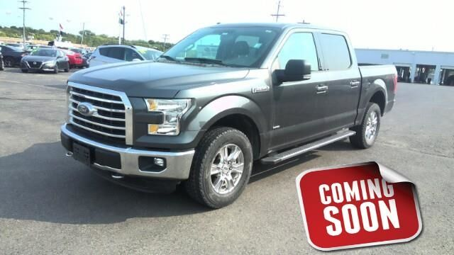 2017 Ford F-150 XL 4WD SuperCrew 5.5' Box Topeka KS