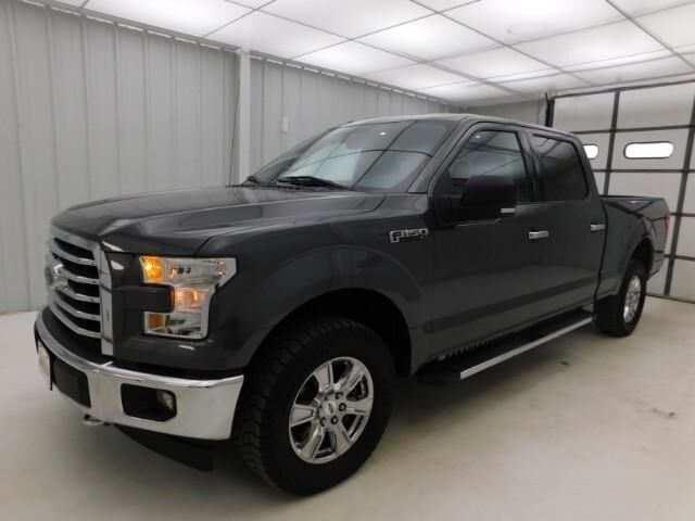 2017 Ford F-150 XL 4WD SuperCrew 5.5' Box Manhattan KS