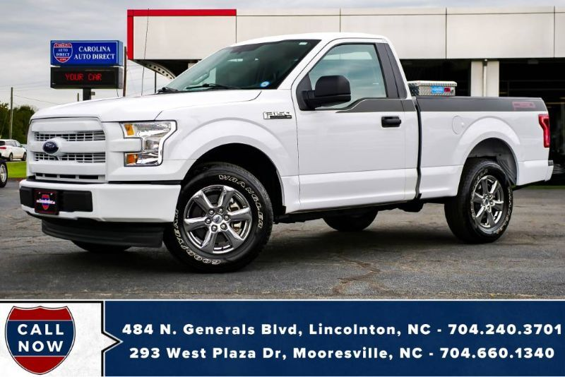 2017 Ford F-150 XL 4X2 w/ Tool Box & Back-Up Camera Mooresville NC
