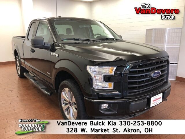 2017 Ford F-150 XL Akron OH