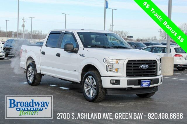 2017 Ford F-150 XL Green Bay WI