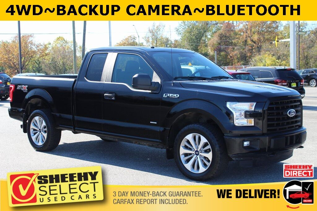 2017 Ford F-150 XL Suitland MD