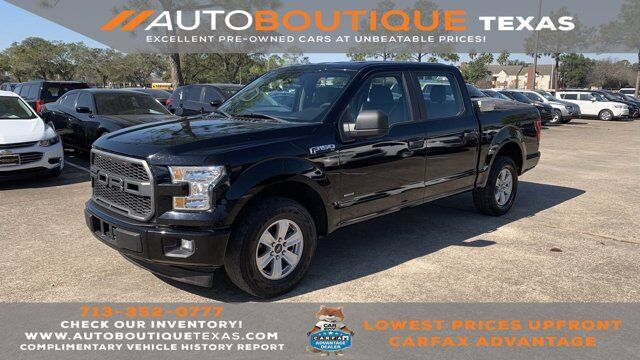 2017 Ford F-150 XL Houston TX