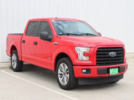 2017_Ford_F-150_XL_ Longview TX