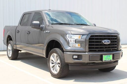 2017_Ford_F-150_XL_ Longview TX