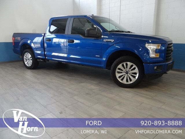 2017 Ford F-150 XL Plymouth WI