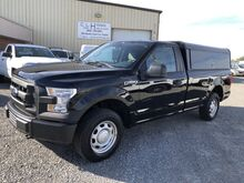 2017_Ford_F-150 XL Regular Cab 4x4 LWB w/ Inverter & Bed Slide_XL_ Ashland VA