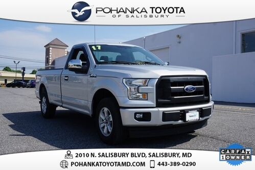 2017_Ford_F-150_XL_ Salisbury MD