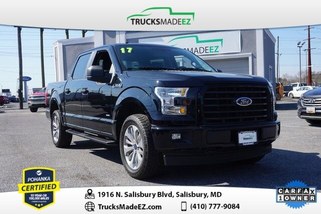 2017 Ford F-150 XL Salisbury MD
