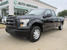 2017_Ford_F-150_XL SuperCab 8-ft. 2WD_ Plano TX